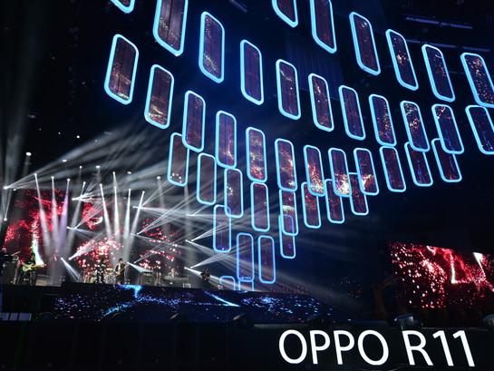 全球直播R11 OPPO全明星盛典开创新玩法