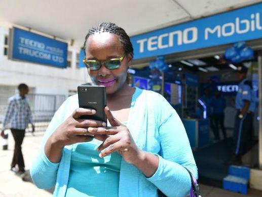 非洲排名第一的手机厂商,竟然是家中国公司