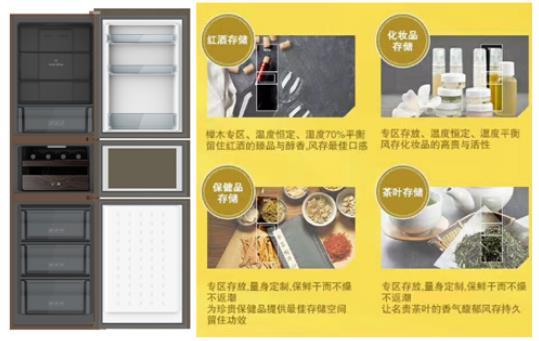 小鲜肉保鲜计划 妈妈最信赖TCL变频风冷冰箱
