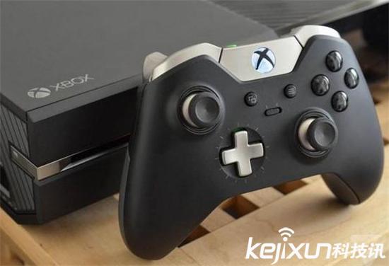 地表最强游戏主机Xbox One X:支持4K游戏