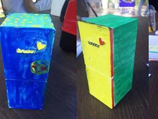 统帅做精准社群交互:邀年轻用户绘制冰箱