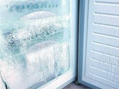 没家务就没伤 跟除霜划清界限的冰箱