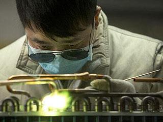 中国制造利润率下降 人工成本不到美国1/4
