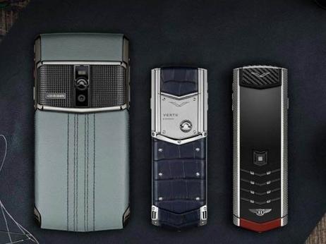 Vertu与TCL合作推奢侈手机 7500英镑起