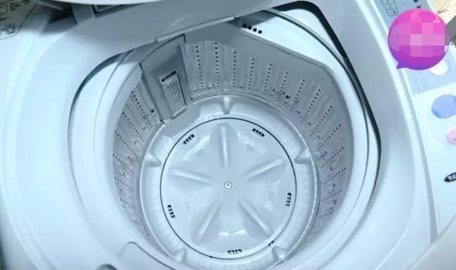 恍然大悟!原来洗衣机要这么清洗才干净?