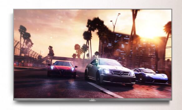 纤薄机身 TCL D55A730U电视值得选购