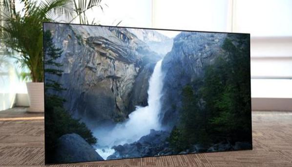 索尼4K HDR OLED 电视A1活灵活现