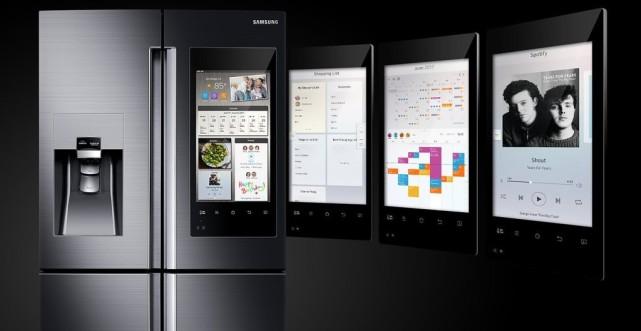 三星发力智能家居 冰箱做控制中心是否现实
