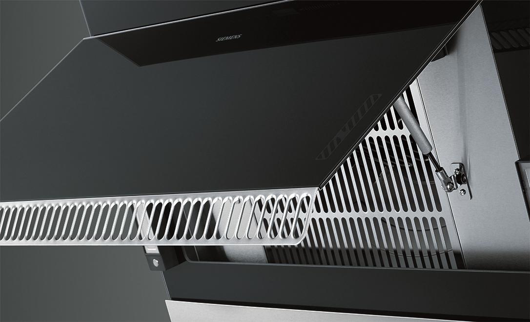 西门子家电烟机添新军 为中式厨房定制