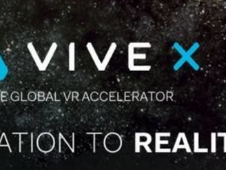 VIVE X加速器成果展示 HTC1亿美元砸出VR未来