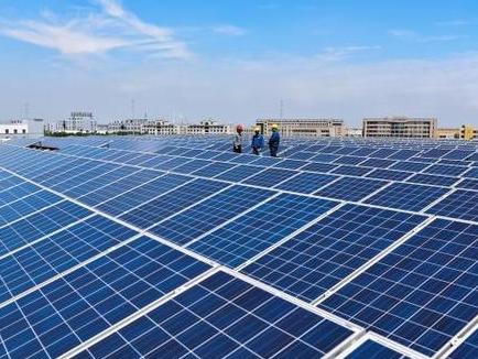 英媒称:全球6成太阳能电池是中国造