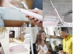 黑科技也能配少女心 这款电动牙刷要上天