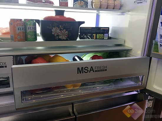 MSA控氧保鲜室可调节氮氧比例