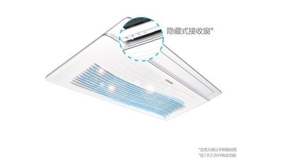因房制宜 中央空调室内机选购安装技巧