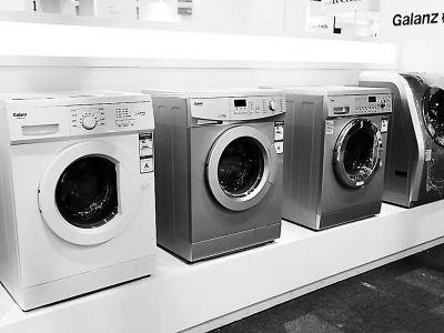 5月大品牌变频洗衣机销量同比大幅攀升