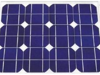 16微米厚度的超薄晶硅太阳能电池研发成功