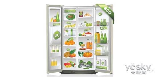 好冰箱就要有大肚量 大容量冰箱推荐