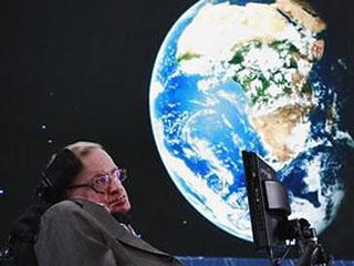 霍金批特朗普退出巴黎协定:让地球变金星
