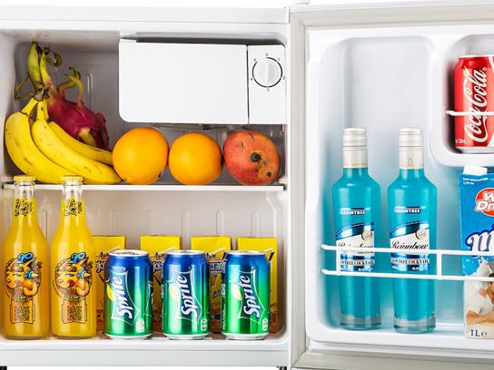 租房单身狗必备 单门小冰箱让您更懂生活