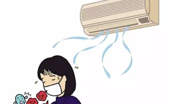高能预警!空调病的罪魁祸首竟然在这儿…