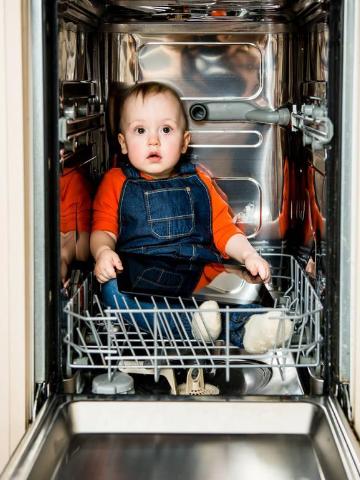洗碗机到底哪里好?我为什么要买洗碗机?