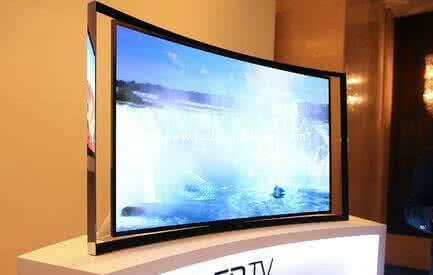 电视也有曲线美 55英寸曲面热门电视盘点