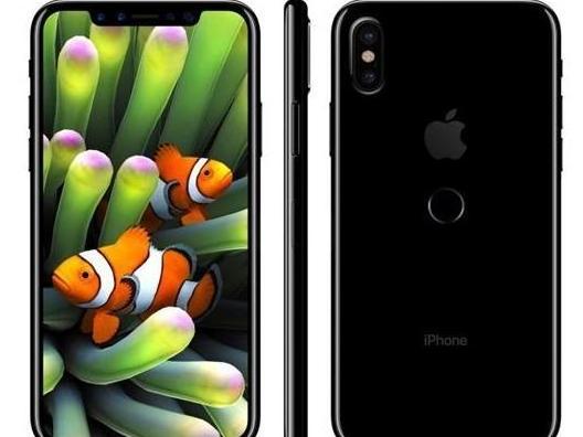iPhone 8指纹识别到底在哪?国外大神最新爆料