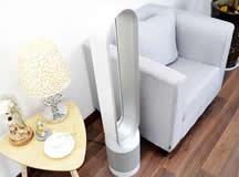 品质生活必备,循环净化的戴森TP03空气净化风扇