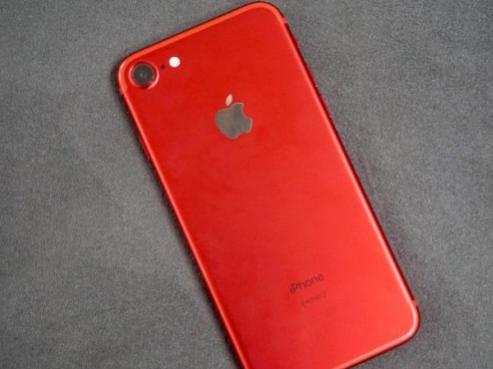 iPhone 7销售保持稳定 没有受到三星S8冲击