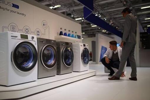 """""""能洗餐巾纸""""的海尔洗衣机上市销售"""