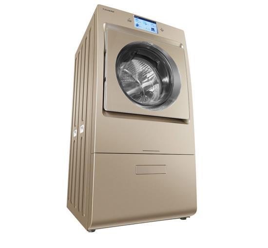 洗衣机洗生鸡蛋 卡萨帝划出生态洗护分水岭