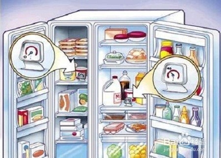 把这碗水放进冰箱 每月能省好多电费