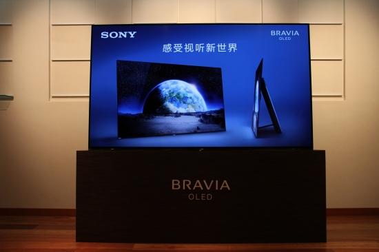 索尼发布77英寸A1电视 149999元开启预售