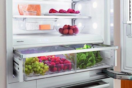 夏季小心病从口入 分区存储冰箱卫生最靠谱