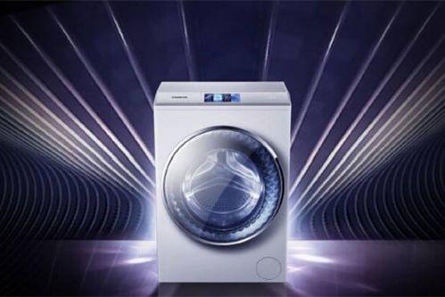 """卡萨帝洗衣机上演真实版""""鸡蛋碰石头"""""""