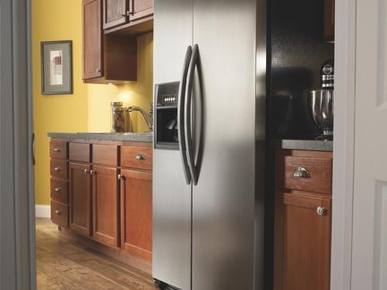 既是冰箱又是居家装饰品 对开门冰箱推荐