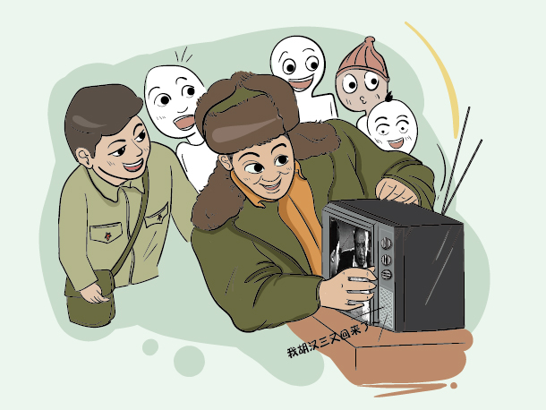 """漫话家电19期:一台电视的""""瘦身""""简史"""