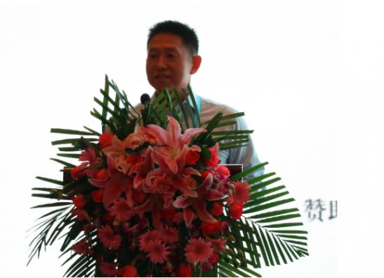 中国制冷学会副秘书长荆华乾