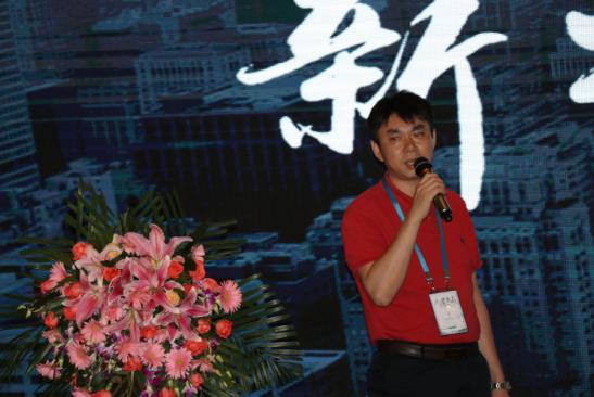 长虹空调营销总经理杨军