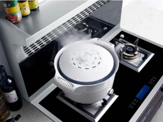 厨房油烟污染大,买集成灶or油烟机难抉择?