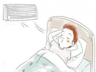 别以为空调啥都好 使用不当能把你吹面瘫