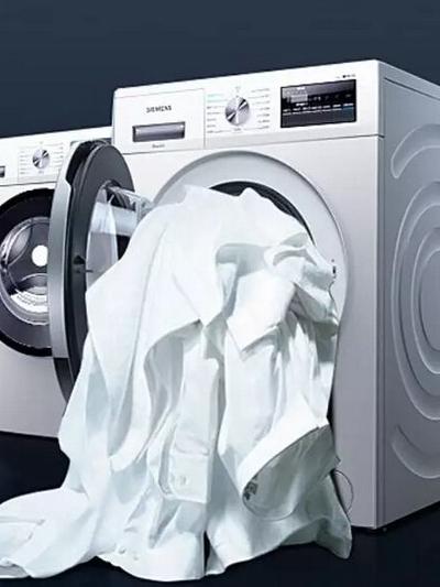 夏日洗衣机总