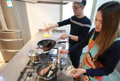 海尔厨电启动厨艺挑战赛探索社群经济