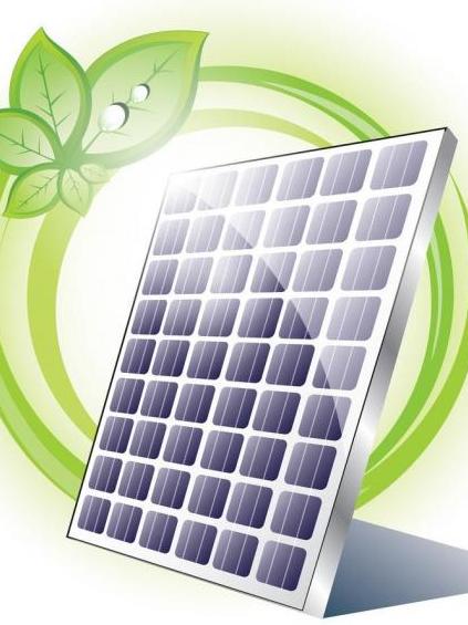 村民丁永珍家的微型太阳能发电站开工了!