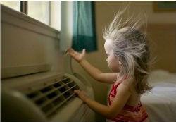 专家详解高温天贪凉误区:进门就吹空调