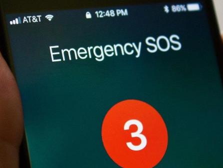 苹果获得新专利 拨打报警电话更加隐秘