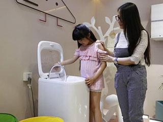 卡萨帝2款母婴洗衣机重塑洗护行业