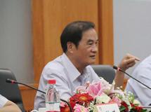 朱江洪与老员工见面会取消背后:谁在施压
