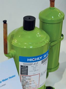 制热:空调压缩机的致胜关键!