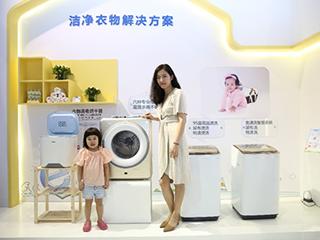 海尔SUNNY干衣机为母婴人群提供专业干衣方案